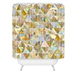 DENY Designs Bianca Green Lost and Found Shower Curtain, 69 by 72-Inch