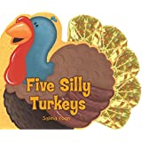 Five Silly Turkeys