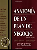 img - for Anatom a de un plan de negocio [Paperback] [1999] (Author) Linda Pinson book / textbook / text book