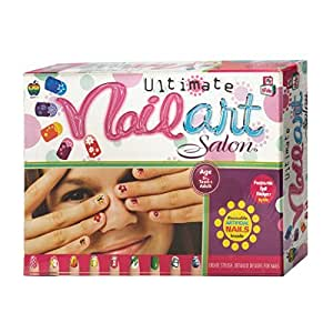 Apple fun Ultimate Nail Art Salon