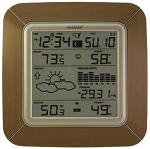 La Crosse Technology WS-9057U-IT Wireless Weather Station with Barometric Pressure from La Crosse Technology