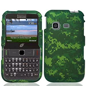.com: Hard Plastic Protector Snap-On Cover Case For Samsung S390G