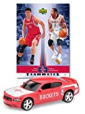 Nba Dodge Charger 2008 Yao Ming Tracy Mcgrady Houston Rockets