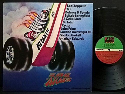 Led Zeppelin - The Age Of Atlantic - Zortam Music