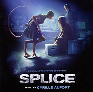 Splice: Experimento Mortal  Cd