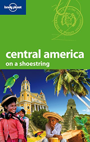 Lonely Planet Central America (Shoestring Travel Guide)