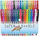 Super Doodle Gel Pens | Professional...
