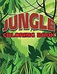 Jungle Coloring Book: Coloring Books...