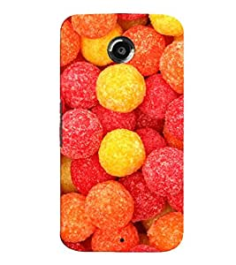 buzzart Back Cover for Motorola Nexus 6