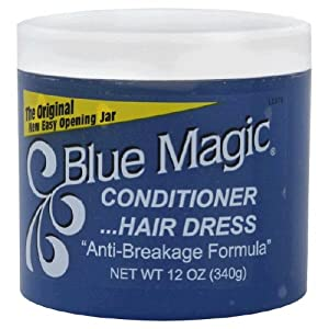 Blue Magic Conditioner Hair Dress, 12 oz.