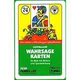 """ASS - Lenormand (Symbole): Die echten Altenburg-Spielkartenvon """"Marie-Anne A. Lenormand"""""""