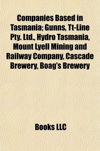companies-based-in-tasmania-gunns-tt-line-pty-ltd-hydro-tasmania-mount-lyell-mining-and-railway-comp