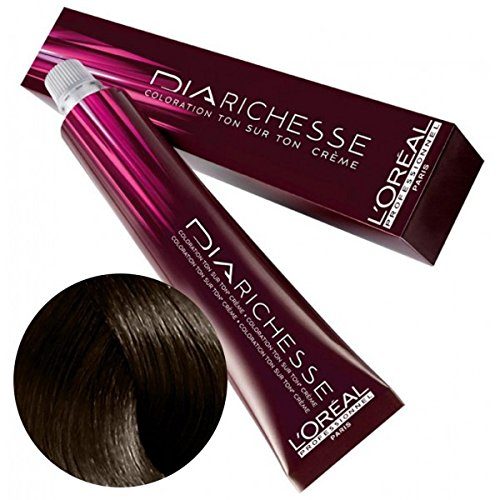 3474630399099 loral coloration tonton diacolor richesse 50ml nuance marron chocolat 415 - L Oreal Coloration Chocolat