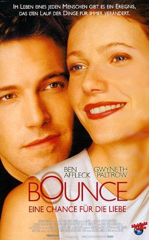 Bounce - Eine Chance für die Liebe [VHS]