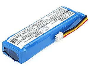 Cameron Sino 6000mAh High-Capacity AEC982999-2P Battery - Replacement for JBL Charge Speaker Battery
