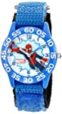 Marvel Kids' W001717 Spider-Man Analog Display Analog Quartz Blue Watch