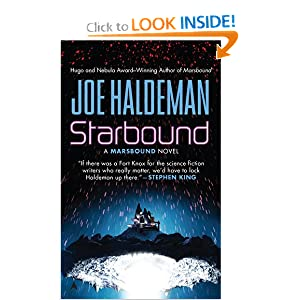 Starbound (A Marsbound Novel) by Joe Haldeman