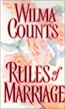 img - for Rules Of Marriage (Zebra Historical Romance) book / textbook / text book