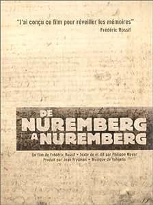 De Nuremberg à Nuremberg - Édition Digipack 3 DVD