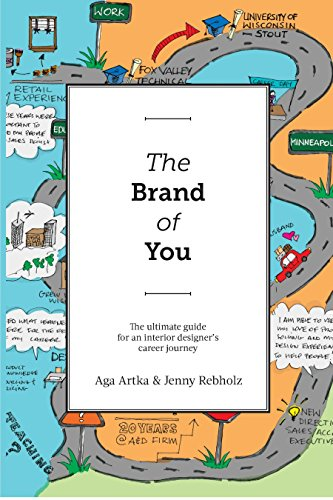 The Brand of You: The ultimate guide for an interior designer's career journey PDF