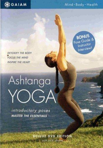 Ashtanga Yoga Introductory Poses [DVD] [2003]