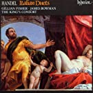 Haendel Italian Duets / Bowman � Fisher � The King's Consort � King