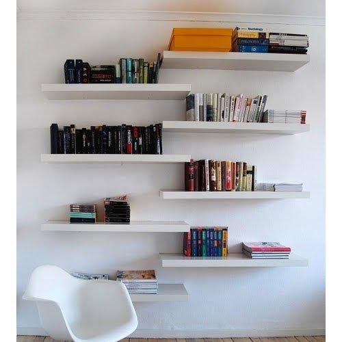 ikea lack floating wall shelf white. Black Bedroom Furniture Sets. Home Design Ideas