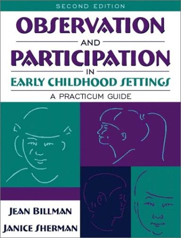Observation and Participation in Early Childhood...