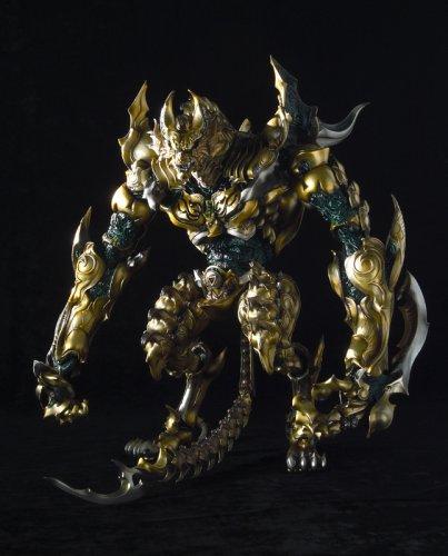 イクイップ&プロップVOL.5 心滅獣身ガロ&魔導輪ザルバ ダメージVer.