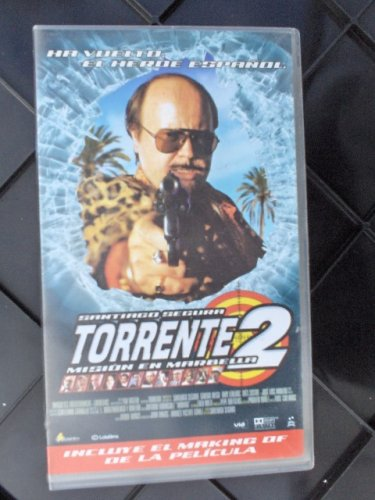 Torrente, 2: mision en Marbella (video) [VHS]