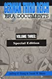German Third Reich Era Documents Special Edition