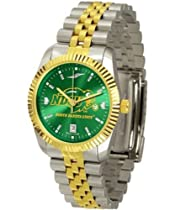 North Dakota State Bison NDSU NCAA Mens 23Kt Executive Watch