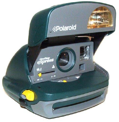 Polaroid Hunter Green OneStep Express 600