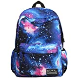 Best School Bags - Galaxy School Backpack, Galaxy Bag Unisex School Bag Review