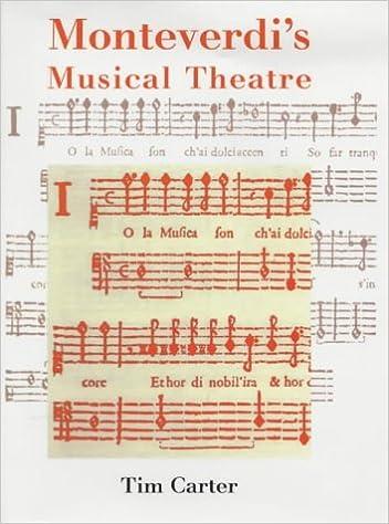 Monteverdi's Musical Theatre