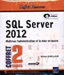 SQL Server 2012 - Coffret de 2 livres...