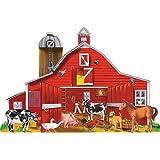 Melissa & Doug Farm Friends 32 pc Floor Puzzle