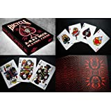 Karnival Bicycle ZRay Limited Edition Playing Cards