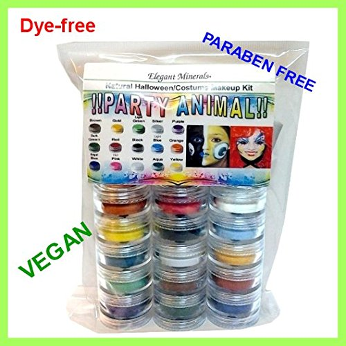 15-Colors-Natural-Face-Paint-Makeup-Kit-PARABEN-freeDYE-free-VEGAN-Halloween-Set