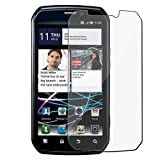 (Dual-Pack) Clear Surface Shield LCD Screen Protector Film for Motorola Photon Electrify