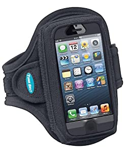 Sport Armband for Otterbox iPhone 5 Defender Series Case (fits many iPhone 5 and iPhone 4S / 4 Protective Cases)