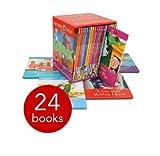 Ladybird Ladybird Tales 23 Books Collection Box Set Pack (Cinderella, Gingerbread Man, Goldilocks & Three Bears, Hansel & Gretel, Jack And The Beanstalk, Little Red Riding Hood, Rapunzel, Snow,White And The Seven Dwarfs, Three Billy Goats Gruff, etc)