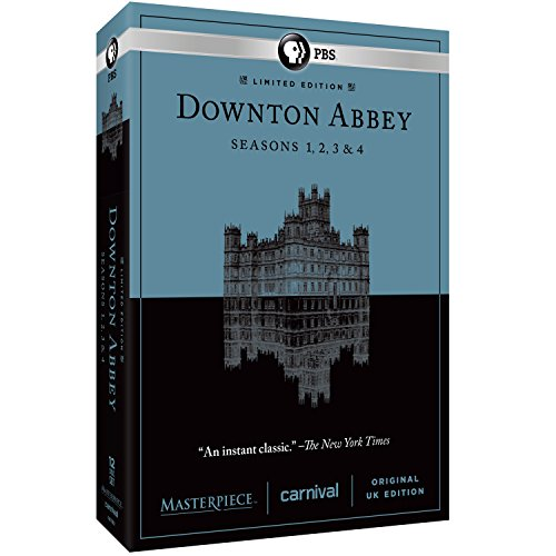 Masterpiece: Downton Abbey Seasons 1, 2, 3, & 4