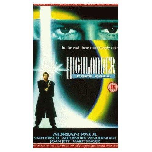 Highlander: Free Fall [VHS]