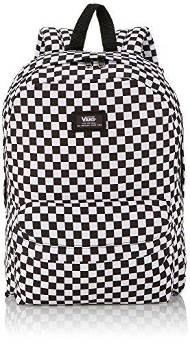 Vans - Vonie86 Uomo, Multicolore (Multicolore (Black/White Ch)), Taglia unica