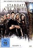 Stargate Atlantis Staffel 5 [5 DVDs]