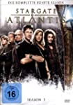 Stargate Atlantis Staffel 5 [5 DVDs]