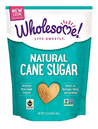 Wholesome Sweeteners Cane Sugar from Malawi