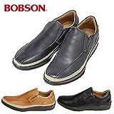 【3E】【ボブソン】BOBSON 紳士靴 5423 メンズウォーキングシューズネイビー25.5cm