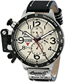 "Ingersoll Men's IN1607CR ""Bison Number 28"" Stainless Steel Automatic Watch with Leather Band"
